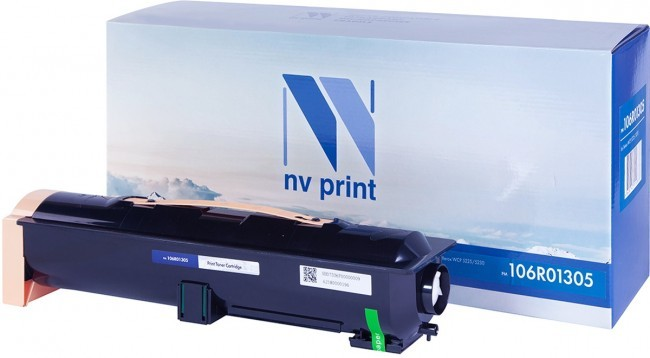 Картридж NV Print 106R01305 для принтеров Xerox WorkCentre 5225/ 5230, 30000 страниц