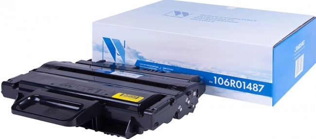 Картридж NV Print 106R01487 для принтеров Xerox WorkCentre 3210/ 3220, 4100 страниц