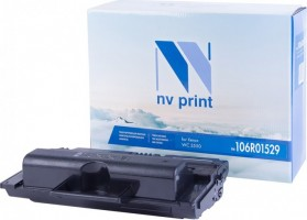 Картридж NV Print 106R01529 для принтеров Xerox WorkCentre 3550, 5000 страниц
