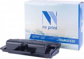 Картридж NV Print 106R01531 для принтеров Xerox WorkCentre 3550, 11000 страниц