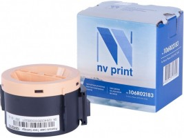 Картридж NV Print 106R02183 для принтеров Xerox Phaser 3010/ WorkCentre 3040/ 3045, 2300 страниц