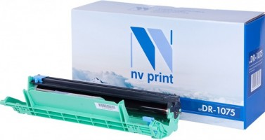 Барабан NV Print DR-1075 для принтеров Brother HL-1110R/ 1112/ 1210WR/ 212/ DCP-1510R/ 1512/ 1610WR/ 1612/ MFC-1810R/ 1815/ 1912WR, 10000 страниц