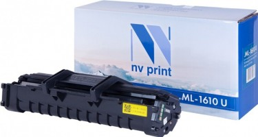 Картридж NV Print ML-1610 UNIV для принтеров Samsung ML-1610/ 1615/ 2010/ 2015/ ML-2510/ 2570/ 2571N/ SCX-4321/ 4321F/ 4521/ Xerox Phaser 3117/ 3122/ 3124/ 3125/ Dell 1100, 3000 страниц