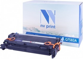 Картридж NV Print Q7583A для принтеров HP LaserJet Color CP3505/ 3800, 6000 страниц
