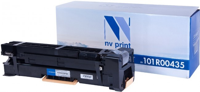 Картридж NV Print 101R00435 для принтеров Xerox WorkCentre 5222/ 5225/ 5230, 80000 страниц