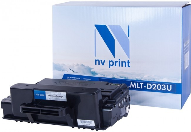 Картридж NV Print MLT-D203U для принтеров Samsung ProXpress M4020ND/ M4070FR, 15000 страниц