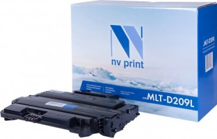 Картридж NV Print MLT-D209L для принтеров Samsung ML-2855ND/ SCX-4824FN/ 4826FN/ 4828FN, 5000 страниц
