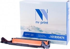 Барабан NV Print 101R00474 DU для принтеров Xerox Phaser 3052/ 3260/ WorkCentre 3215/ 3225, 10000 страниц