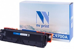 Картридж NV Print C9700A для принтеров HP LaserJet Color 1500/ 2500, 5000 страниц